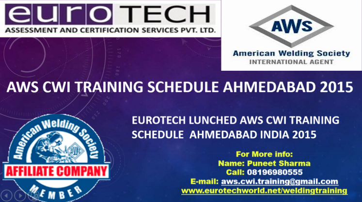 AWS CWI Training & Exam Schedule for Ahmedabad