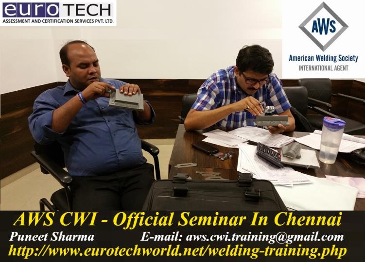 AWS CWI - Official Seminar in Chennai