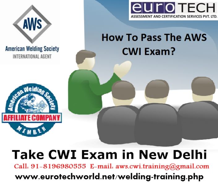 AWS-CWI Certification Seminar | Certified Welding Inspector Training Delhi