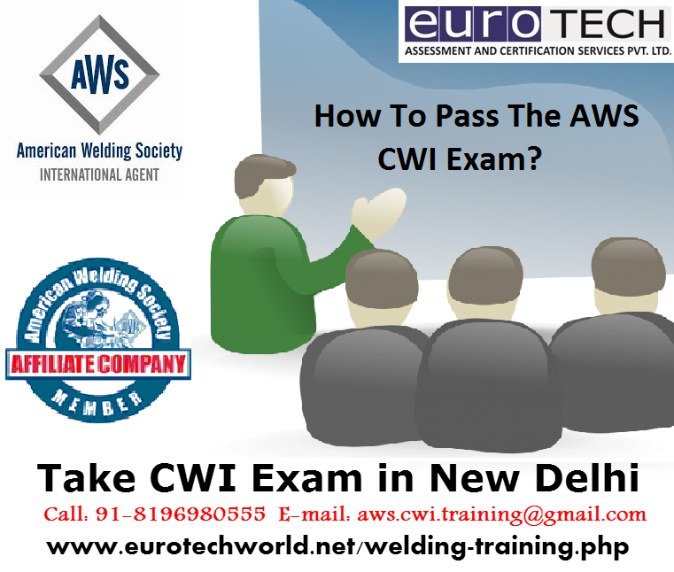 Aws Cwi Certification Seminar Certified Welding Inspector Training