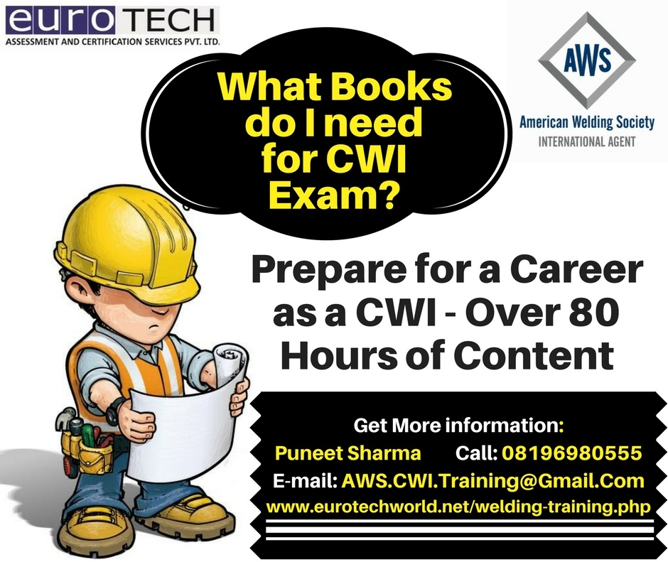 What Books Recommended To Study For CWI Test AWS CWI