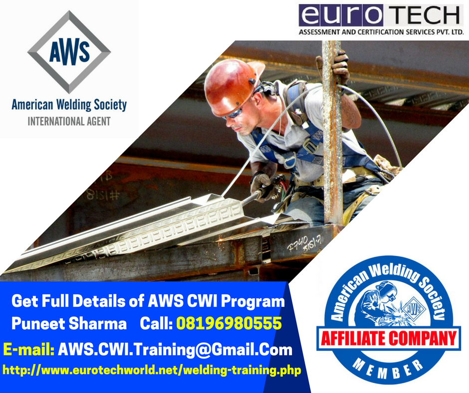 AWS Certified Welding Inspector Certification Program