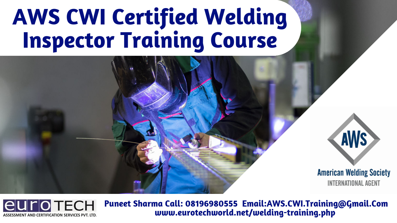 AWS-CWI Certification | Certified Welding Inspector Exam